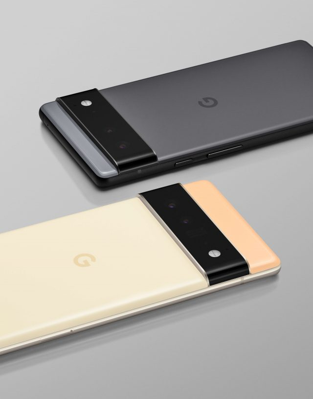 We'll have to wait until October for the Pixel 6 and Pixel 6 Pro